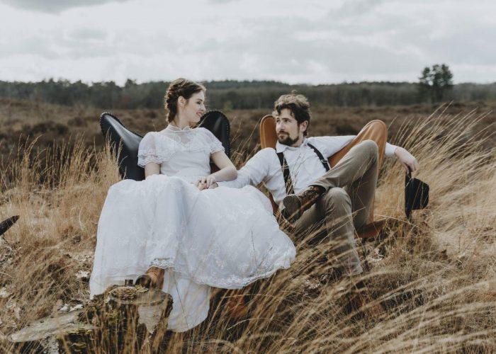 Bruiloft Leusden